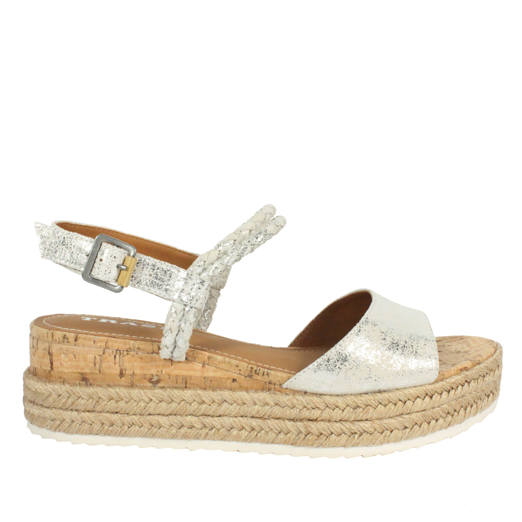 b3d28c10cf5 Christine in Ivory Metallic – Two Sole Sisters
