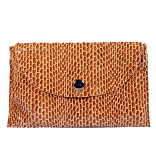 Rubina Micro Crossbody by Sorial in Bisque