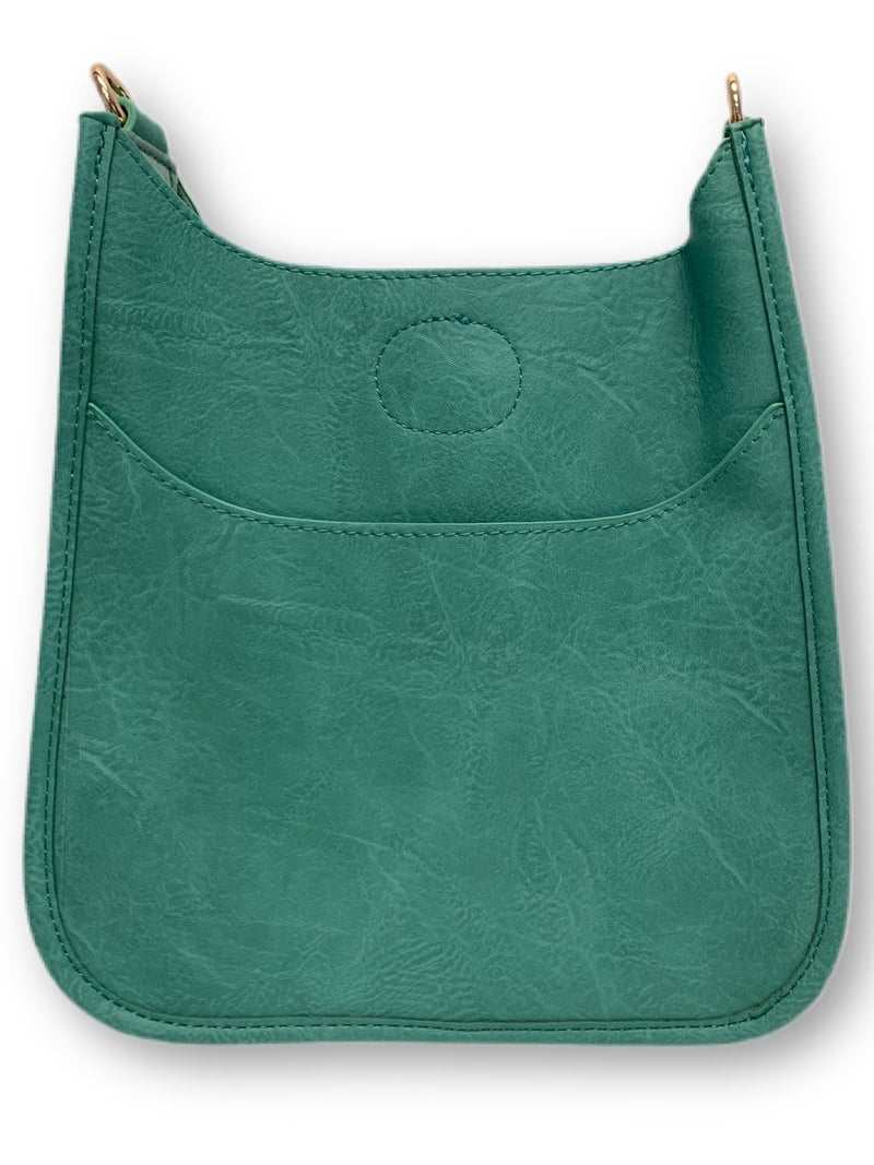 Mix & Match Mini Messenger Bag in Sea Foam