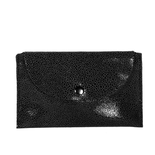 Oceana Micro Crossbody in Black