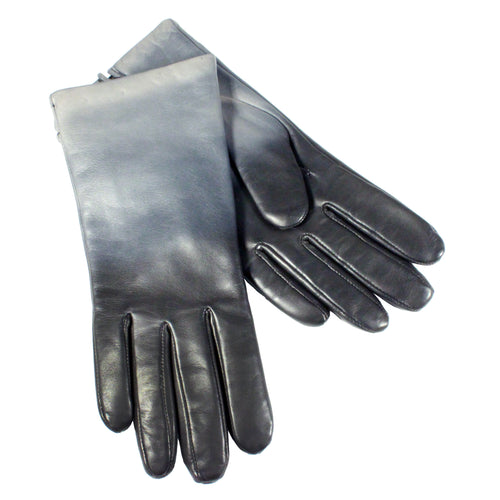 ombre leather gloves womens