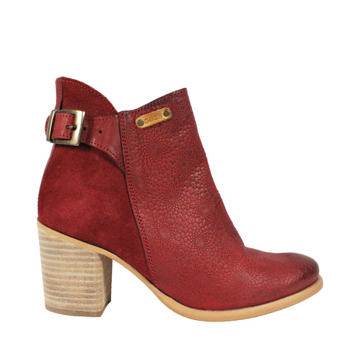 Sweetheart in Red booties