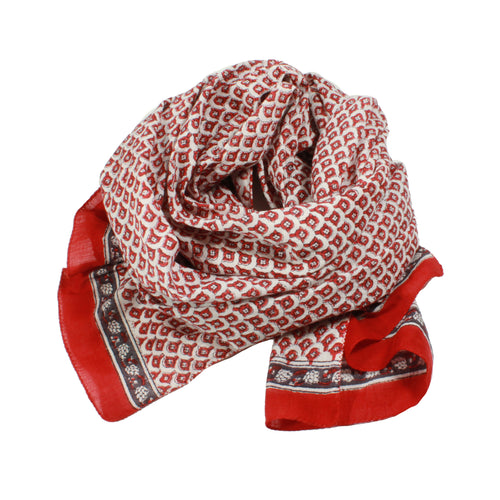 womens scarf floral head scarf