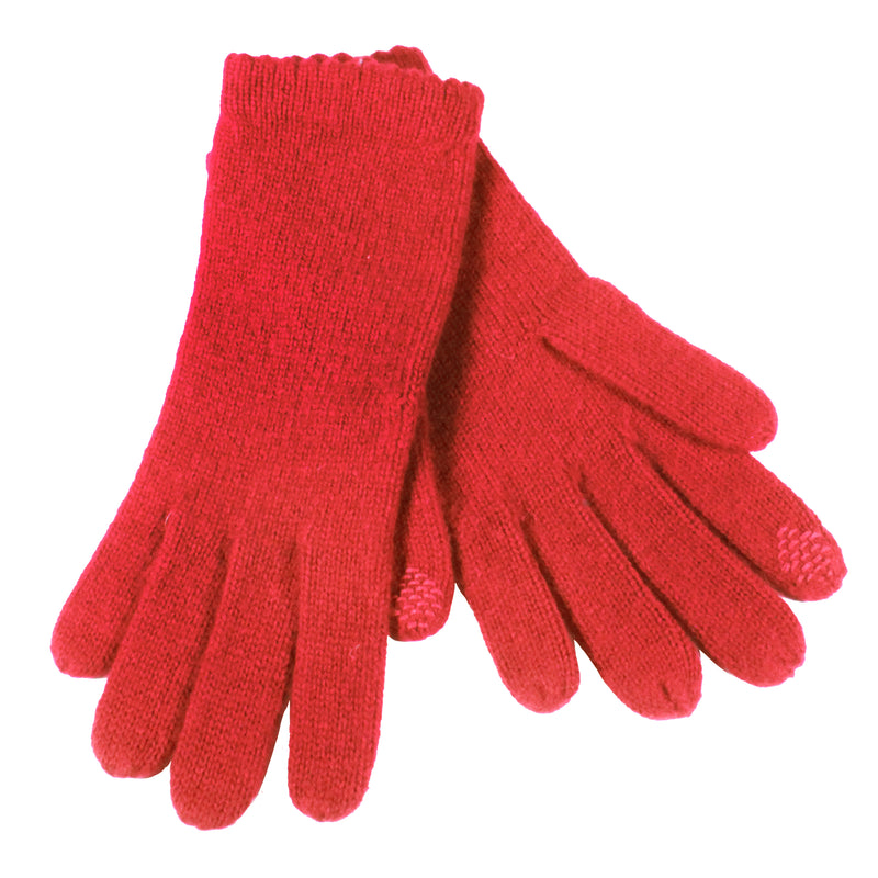 wool cashmere gloves