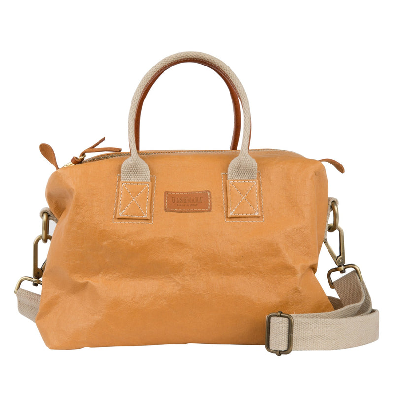 Roma Small in Camel
