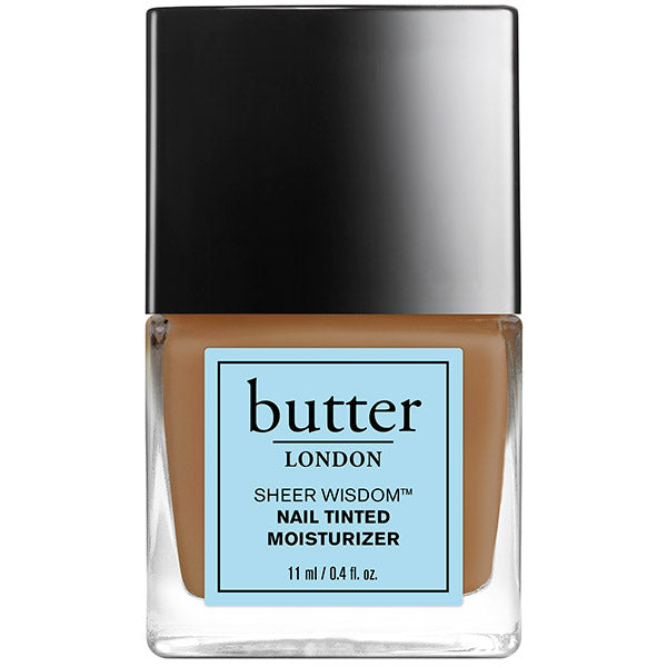 Sheer Wisdom Tan By butter LONDON