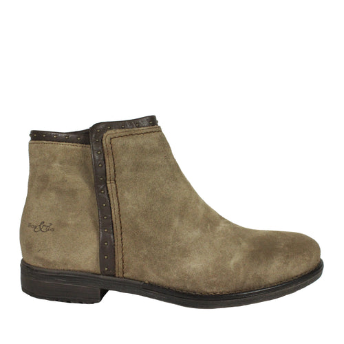 Ribos in Taupe chelsea booties