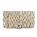 summer white wallet purse rubina