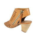 tan sandals heels paul green