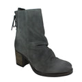 grey barlow heel booties womens
