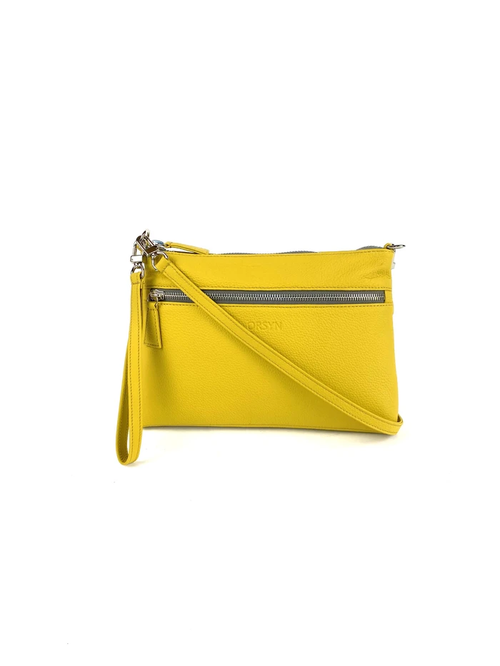 Sydney Crossbody in Lemon