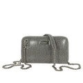 Oceana Chain Wallet in Toasty Grey