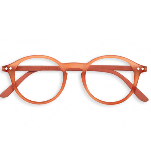 #D Shape Readers in Warm Orange