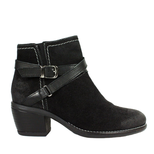 Greenville in Black booties