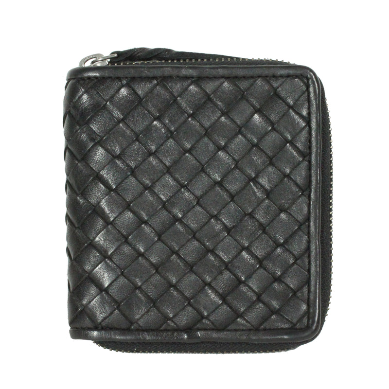woven wallet black sidecup