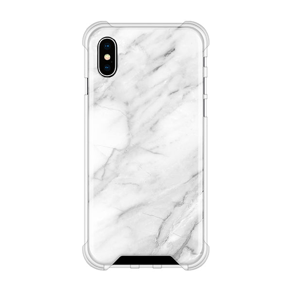 Zero Gravity Phone Case X white marble