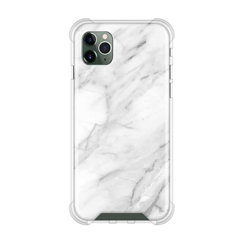 White Marble Case Nulla iPhone 12 Pro Max