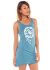'SOUL FORCE SHIELD'  TANK TOP DRESS