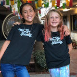 'We Are Family ' Organic cotton & recycled poly T-shirt PROFITS DONATED TO TOGETHER RISING