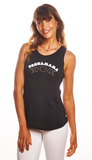 'PACHAMAMA' PERFECT FIT TANK TOP