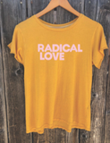 Pre-Order Shipping Aug.10th - 'RADICAL LOVE' - TURMERIC