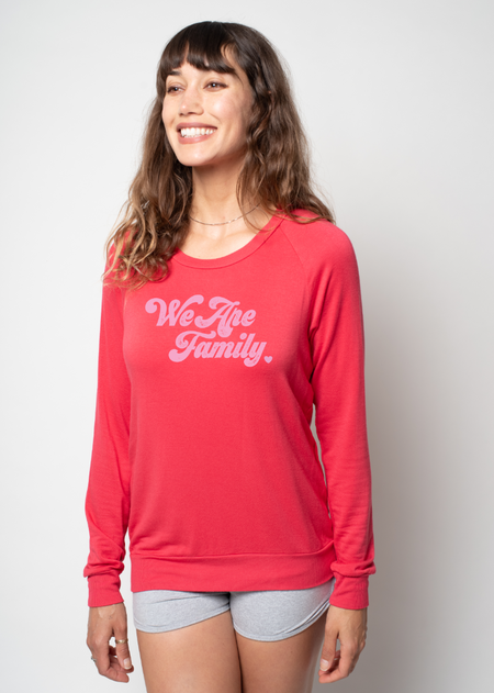 'WE ARE FAMILY' T-SHIRT - SUPPORTING UNTIL FREEDOM