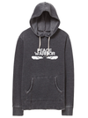 'PEACE WARRIOR' FRENCH TERRY PULLOVER HOODIE
