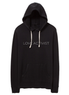 'LOVE ACTIVIST' FRENCH TERRY PULLOVER HOODIE