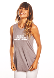 'PEACE WARRIOR' Perfect Fit Tank