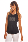 'ONE LOVE'  PERFECT FIT TANK