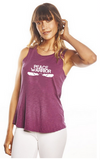 'PEACE WARRIOR' PERFECT FIT TANK - Limited Quantity
