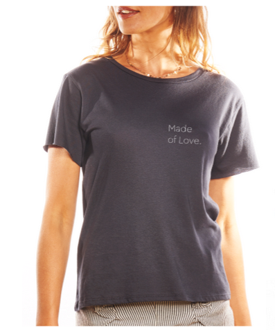 'MADE OF LOVE' - BE LOVE PERFECT TEE