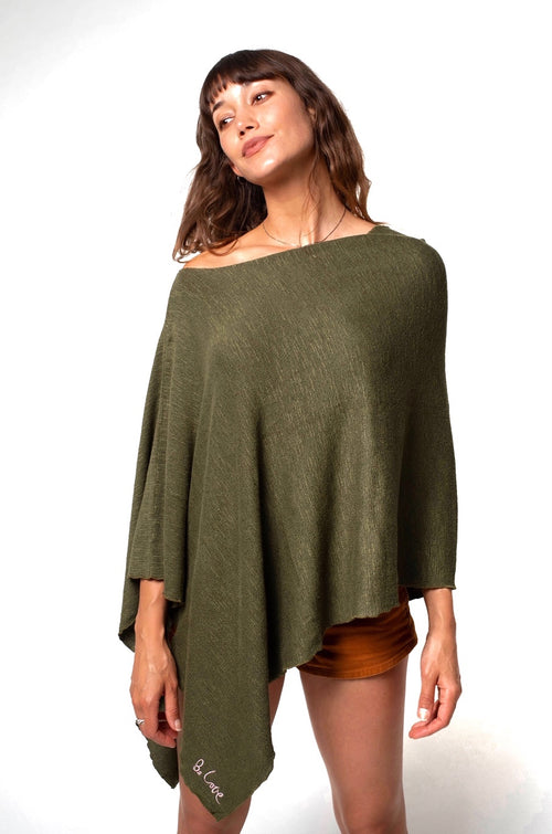 BE LOVE RUANA PONCHO