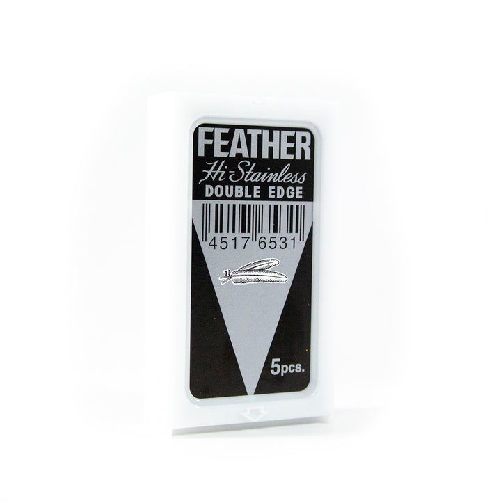 Feather Razor Blades (Pack of 5)