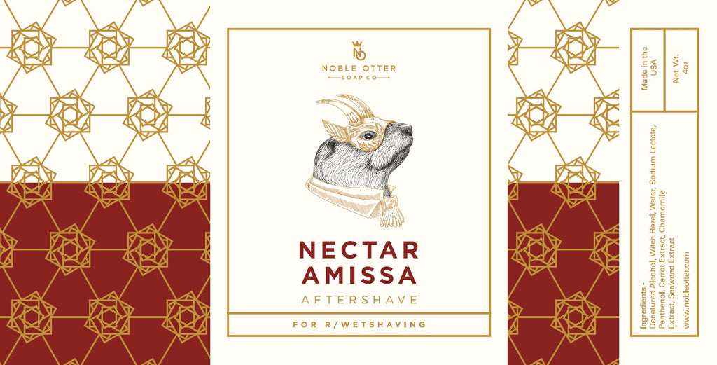 Nectar Amissa Aftershave