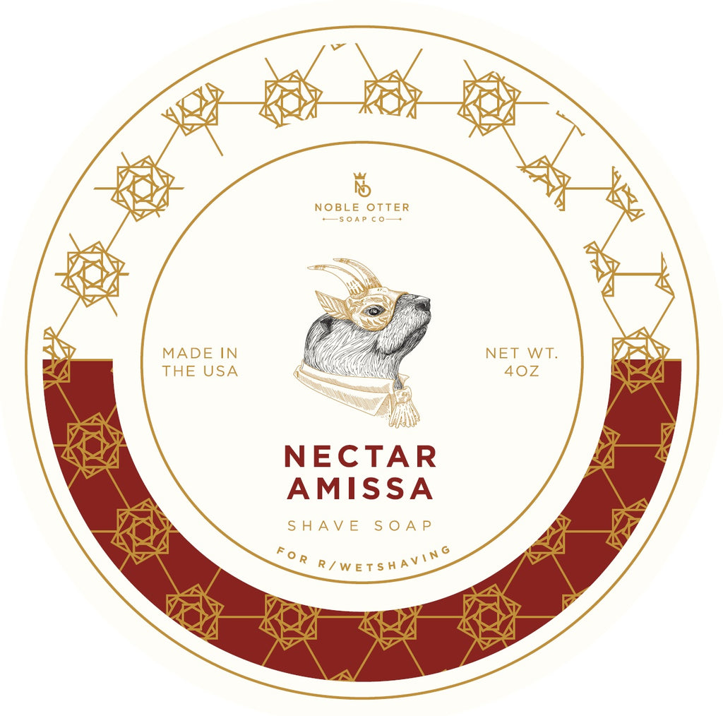 Nectar Amissa Shaving Soap
