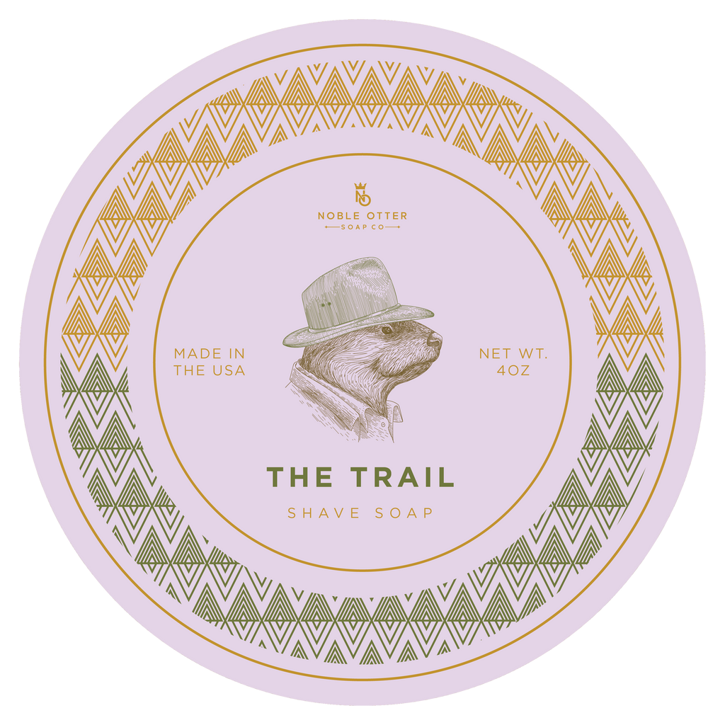 The Trail Shaving Soap