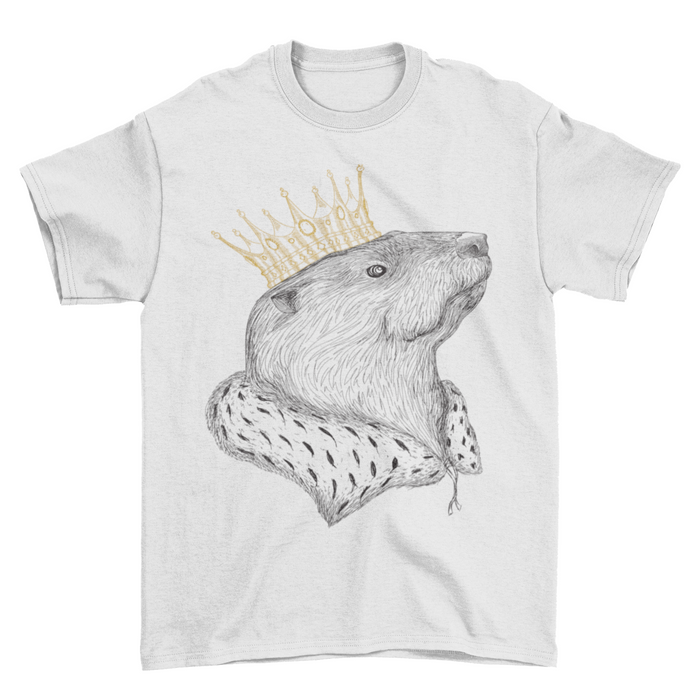 Noble Otter T-Shirt