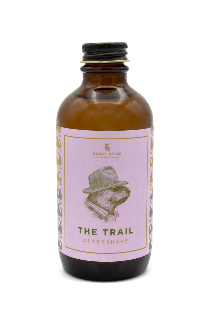 The Trail Aftershave
