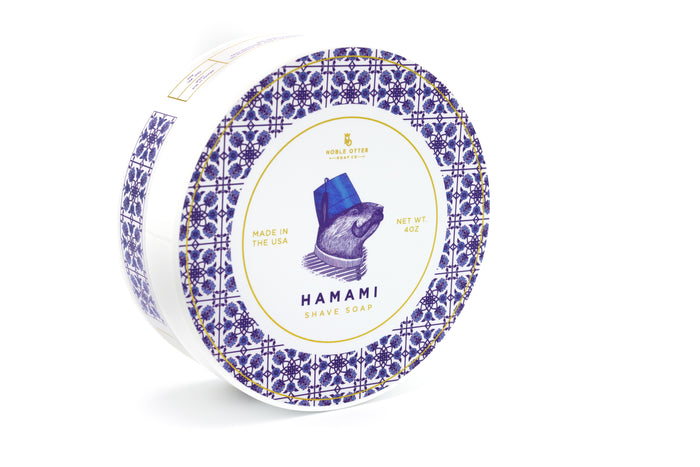 Hamami Shaving Soap
