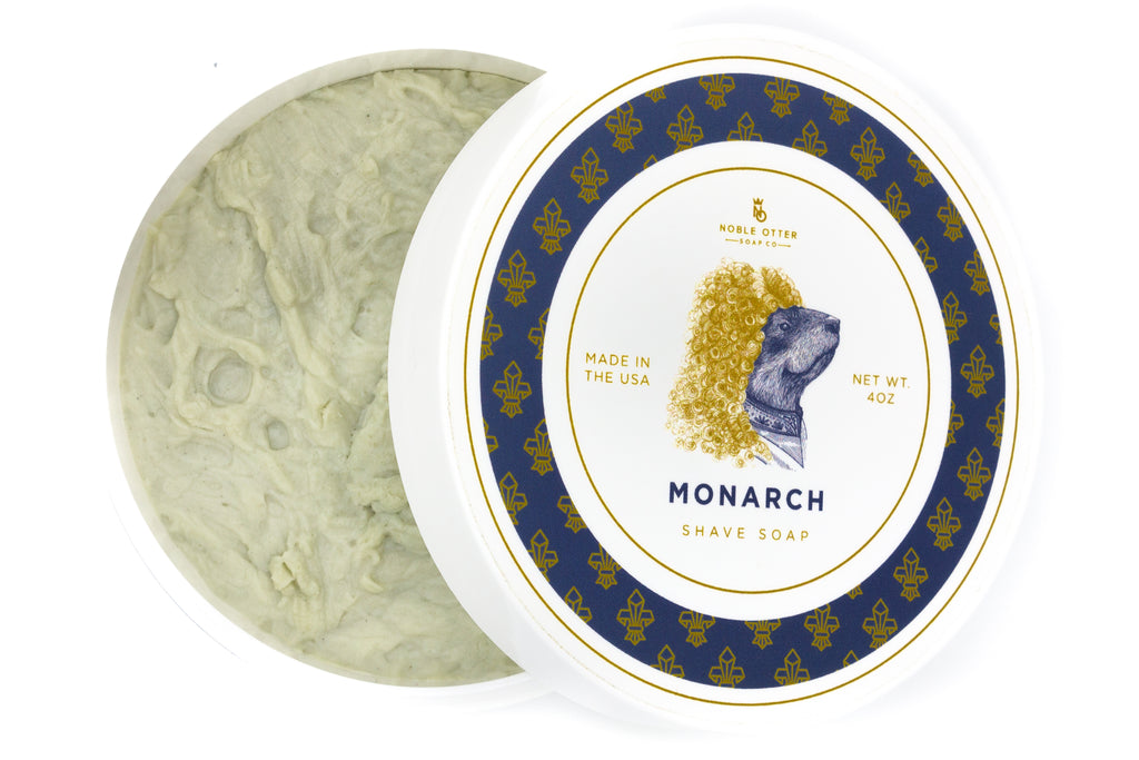 Monarch Shaving Soap