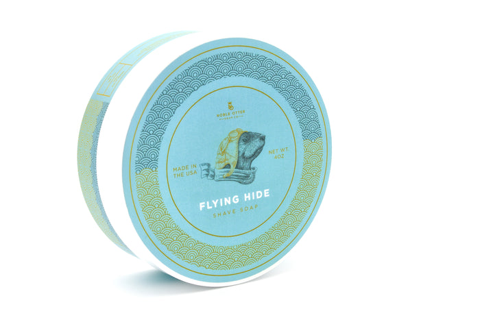 Flying Hide Shaving Soap