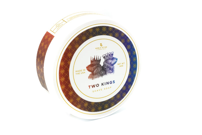 Two Kings Shaving Soap