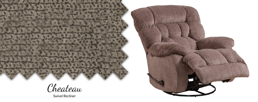 Daly Swivel Recliner