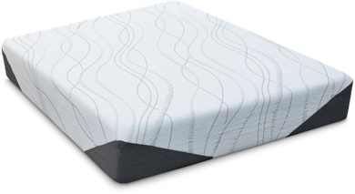 Cool Gel - 10 INCH MEMORY FOAM - F