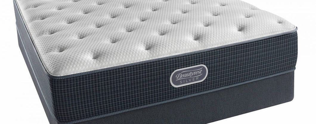 SIMMONS - Offshore Mist Tight Top Luxury Firm Mattress (Stage 4)
