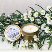 Saltflower | Petite Gold Collection Soy Candle