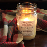 Deep Creek Lake | Farmhouse Mason Collection Soy Candle