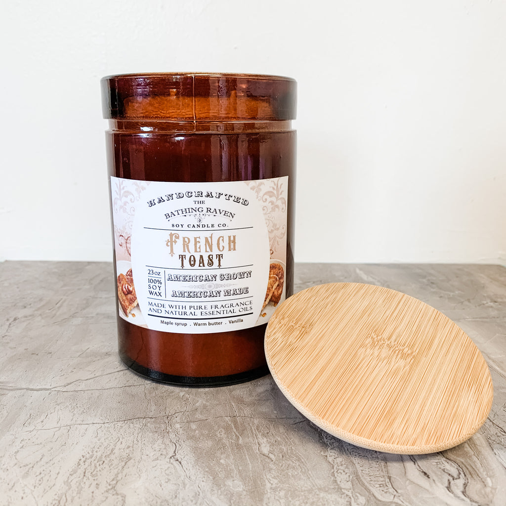 French Toast | 23oz Modern Apothecary Collection Soy Candle