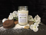 Saltflower | Farmhouse Mason Collection Soy Candle